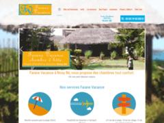 Création du site Internet de Entreprise Gersa (Entreprise de Gestionnaire de biens à NOSY BE )