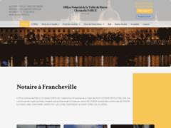 Détails : Notaire à Francheville