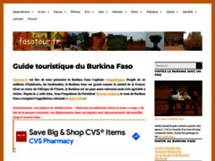Détails : BURKINA FASO Guide Touristique du Burkina Faso