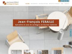 Détails : Jean-François Feraille, carreleur-chapiste