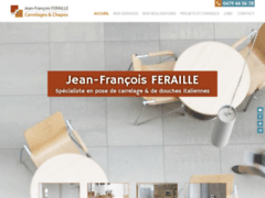Carreleur-chapiste artisan, Feraille SPRL