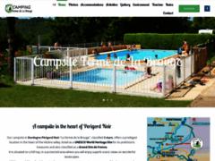 Camping en Dordogne Périgord