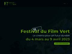 Détails : FFV - Le Festival du Film Vert