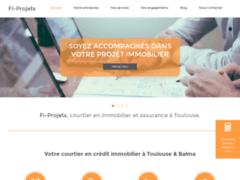 Détails : FI-Projets, courtier en prêts immobiliers à Toulouse