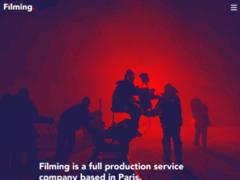 Détails : filming.film