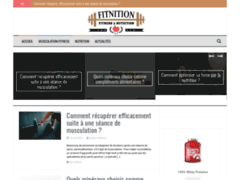 Fitnition - Blog d'information gratuit Musculation Fitness et Nutrition
