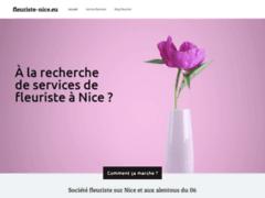 Fleuriste sur Nice