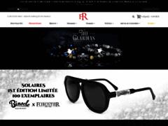 Détails : bracelet shambala