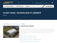 Détails : Entreprise de conception des flightcases standards et sur-mesure