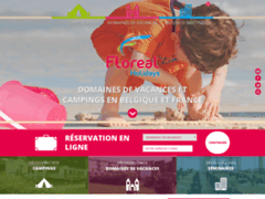 Détails : Floréal, vacances en domaines et en campings partout en Belgique
