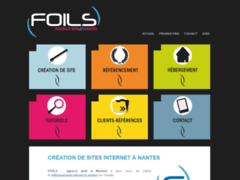 Foils : l'agence web des entreprises et particuliers à Nantes