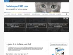 Détails : Comment bien choisir une fontaine à chat de qualité