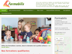 Détails : Institut Formabilis: initiation aux professions de la petite enfance