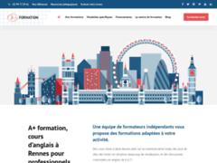 Formation professionnelle et cours en Anglais à Rennes