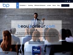 Détails : Formation à la prise de parole en public