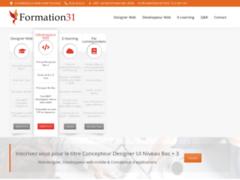 Détails : Formation Web  Master  :Pro-web31