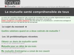 Détails : Forum.mutuelle.com