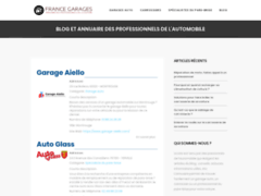 Détails : France Garage