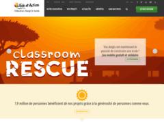 Détails : Association humanitaire en France - Aide et Action