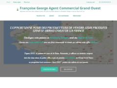 Détails : Françoise George Agent Commercial Ouest de la France
