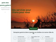 Détails : Service garde de chien à Antibes