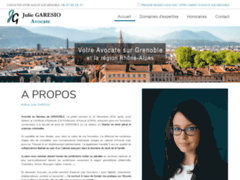 Avocat à grenoble en droit de la famille et en droit pénal : Me Garesio