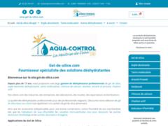 Gel de Silice.com, la boutique spécialiste de la gestion de l'humidité