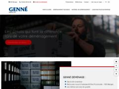 Détails : Maison Genné, déménageurs professionnels en Belgique et ailleurs dans le monde
