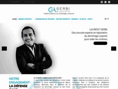 Détails : Cabinet Gerbi Avocats : votre avocat partenaire à Nice