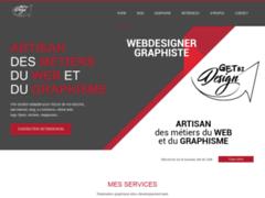 Détails : Get82Design développeur et intégrateur web, conceptions graphiques