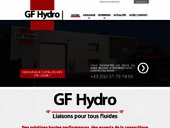Détails : GF Hydro : hydraulique et connectiques performantes