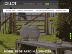 Détails : Ets Gillot Jardin, meubles de jardin dans les environs de Namur