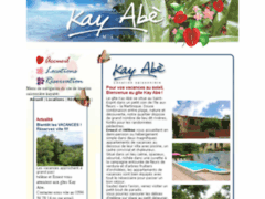 Détails : Gite Kay Abè - Saint-Esprit