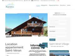Détails : Location d'appartement dans le Queyras à Saint Veran