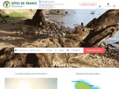 Relais Gîtes de France en Martinique