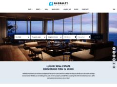 Détails : L'agence immobilière de luxe de Miami
