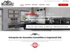 GN RENOV: Entreprise générale à ARGENTEUIL