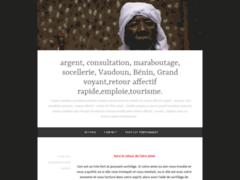 Détails : Un marabout africain très puissant