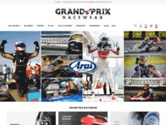 Détails : Grand prix racewear : des équipements de qualité