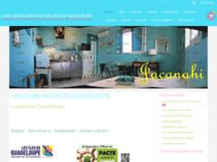 """Détails : Location de  vacances  Guadeloupe """"Jacanahi"""""""