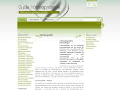 Détails : Traitements homéopathiques