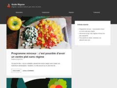 Détails : Régime alimentaire pour mincir du ventre