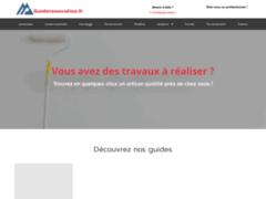 Détails : Guiderenovation.fr, guide pour trouver rapidement un professionnel du bâtiment