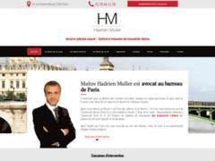 Détails : Maître Hadrien Muller, l'avocat des préjudices corporels