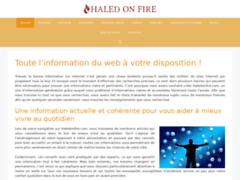 Détails : haledonfire.com pour communiquer