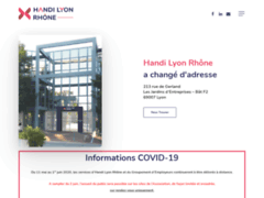 Détails : Handi Lyon Rhône