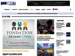 Détails : Une nouvelle présidente à la tête de l'Agefiph