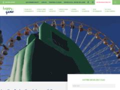 Détails : Location d'animations gonflables pour vos événements
