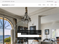 Détails : Agence immobilière Haussmann Real Estate