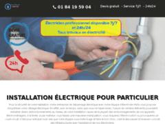 Electricien à Paris